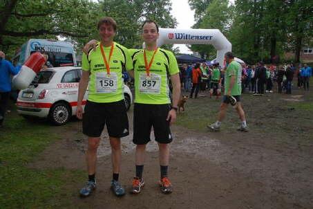 Thomas Dallmeyer und Sven Rohwer